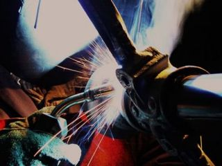 Buy British,  welding manufacturing process