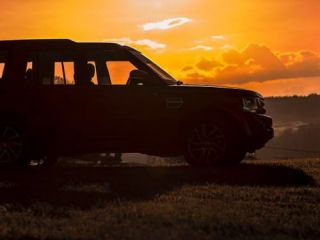 Land Rover Sunset Excursion