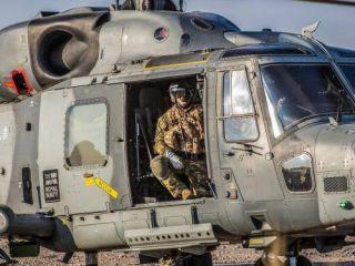 MOD, Royal Navy Training, Larkhill on Salisbury Plain