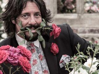Laurence Llewellyn Bowen RHS Chelsea Flower Show