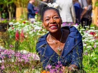RHS Chelsea Flower Show with Floella Benjamin