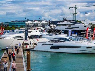 Sunseeker Southampton Boat Show 2016