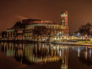 Og Media Solutions commercial photography, The RSC Theatre Stratford upon Avon, Warwickshire