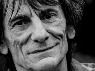 The Rolling Stones Ronnie Wood